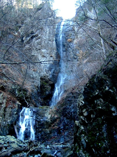 <b>早戸大滝</b>:自然の中を歩く:So-netブログ
